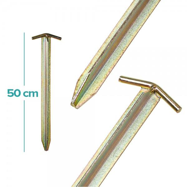 Sicherheits-T-Eisen-Hering