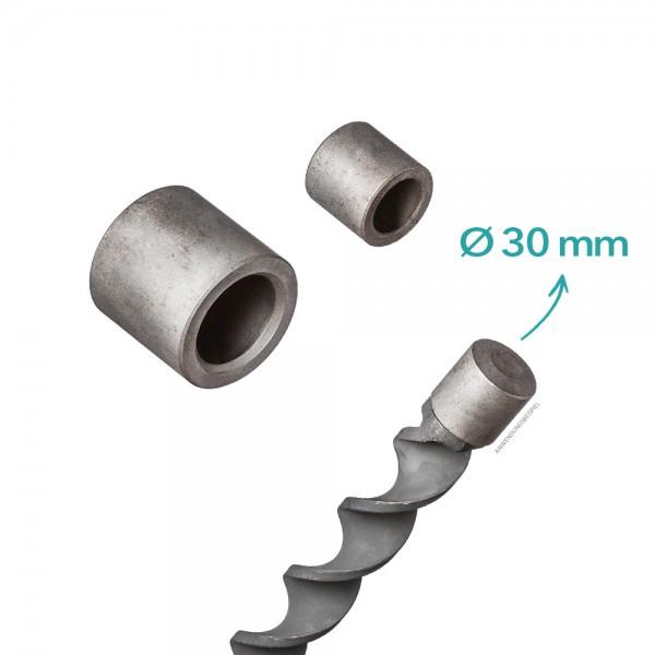 Einschlag-Schutzkappe 30 mm