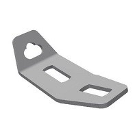 SA444 - 50° Tethering Bracket for 2 40mm Anchors